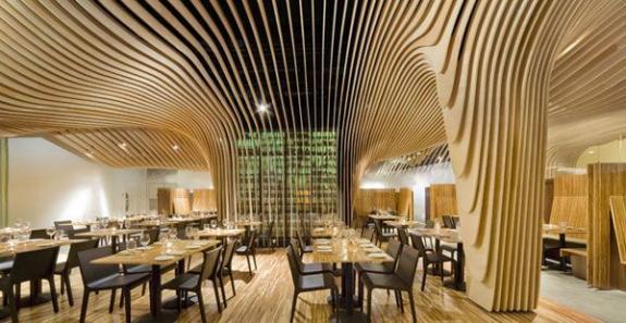 Restaurantul Banq din Boston