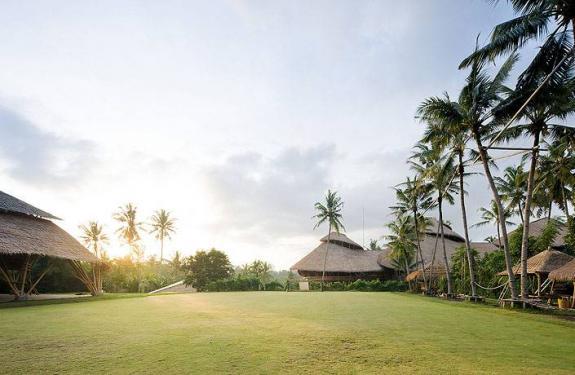 Scoala verde. Bali, Indonezia