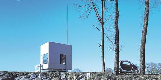 Topul celor mai mici case prefabricate din lume