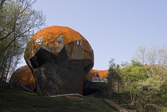 Bubbletecture H, de Shuhei Endo