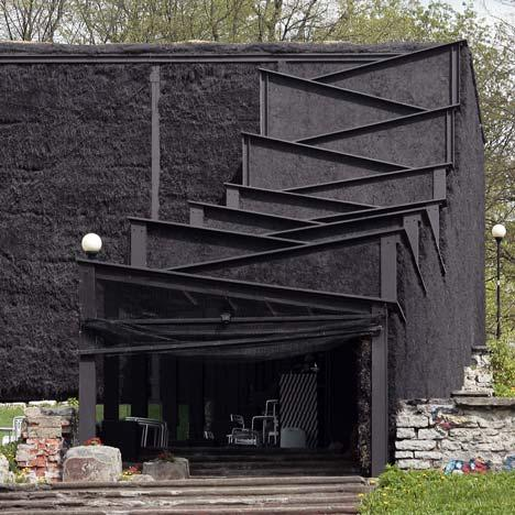 Teatrul din paie. Tallinn