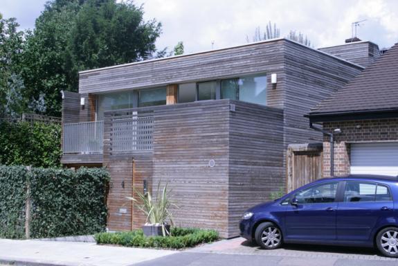 Prima casa Passivehaus din Londra