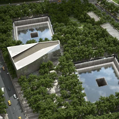 Fantanile memoriale 9/11