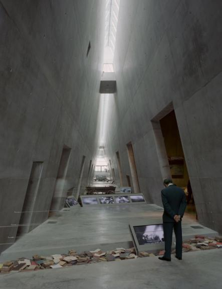 Muzeul Holocaustului Yad Vashem. Ierusalim