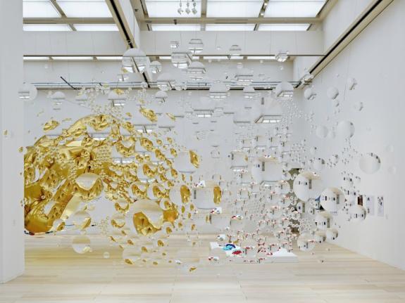 Expozitia mediilor arhitecturale ale viitorului