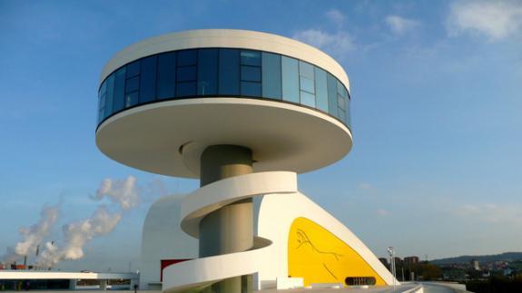 Centrul Niemeyer. Video