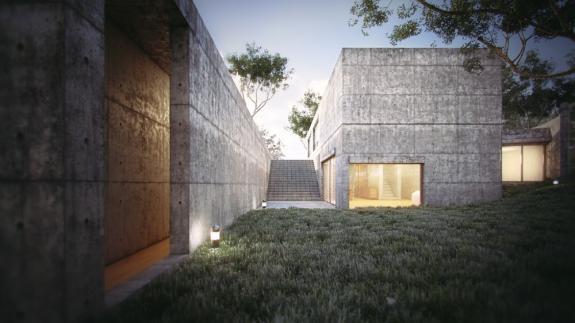 Casa Koshino. Tadao Ando