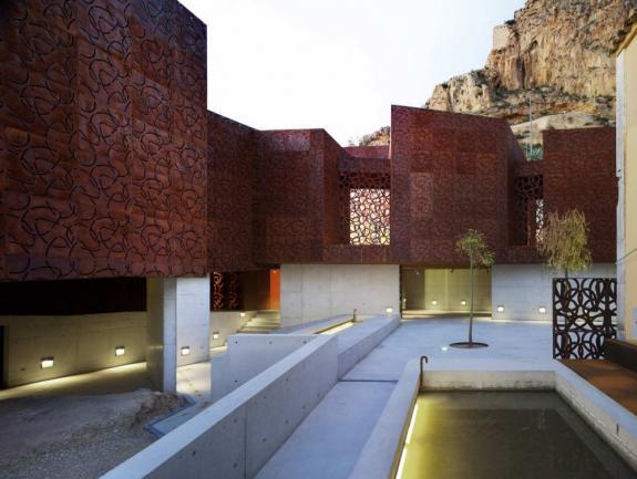 Muzeul Monteagudo. Murcia