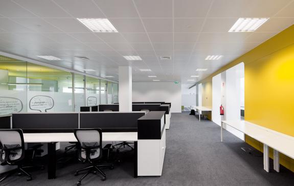 Sediul Fraunhofe din Porto. Pedra Silva Architects