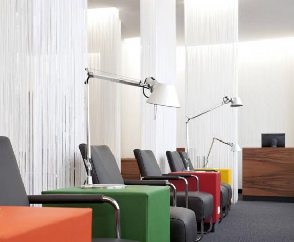 Lounge-ul aeroportului din Viena