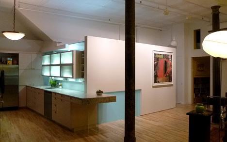 Apartamentul Yoshihara McKee Architects
