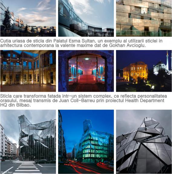 INGLASS 2012: Ultimele infatisari ale sticlei