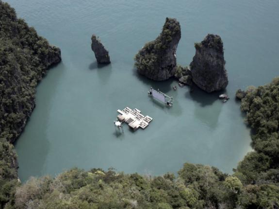 Cinematograful plutitor Archipelago