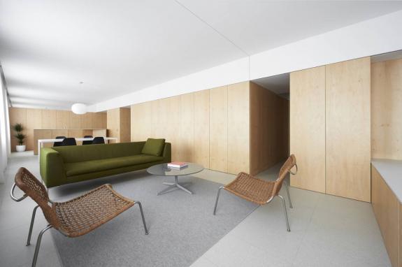Renovarea apartamentului din Pamplona, Spania