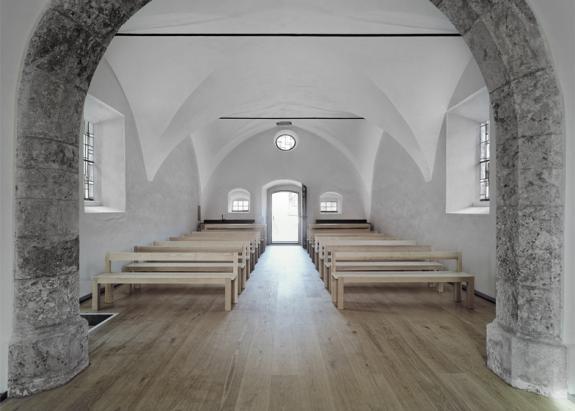 Capela si osuarul din Schladming