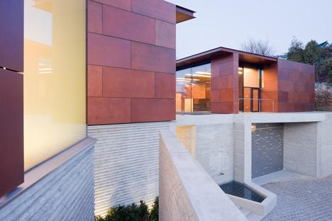 Daeyang. Galerie si Casa - Steven Holl