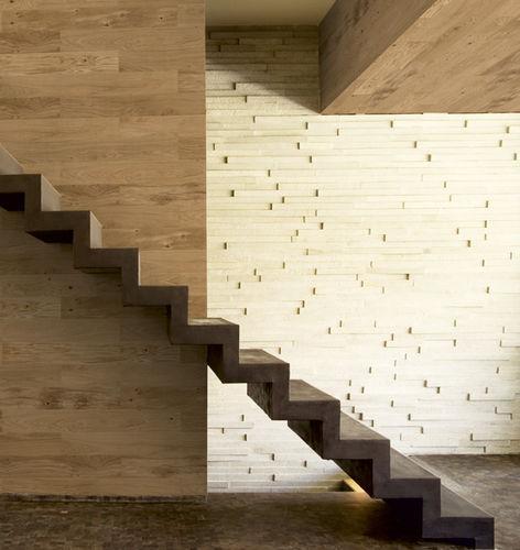 Frumusetea lemnului in designul interior