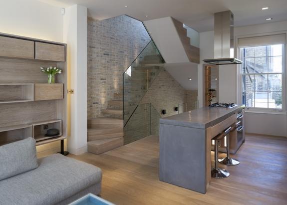 Amenajarea unei case londoneze