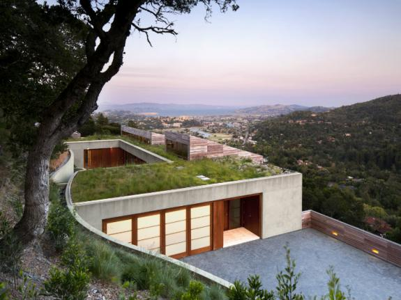 Casa ecologica Kentfield