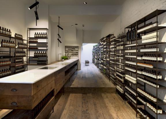 Magazinul Aesop Islington din Londra