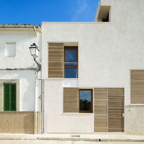 Case insiruite. Mallorca, Spania
