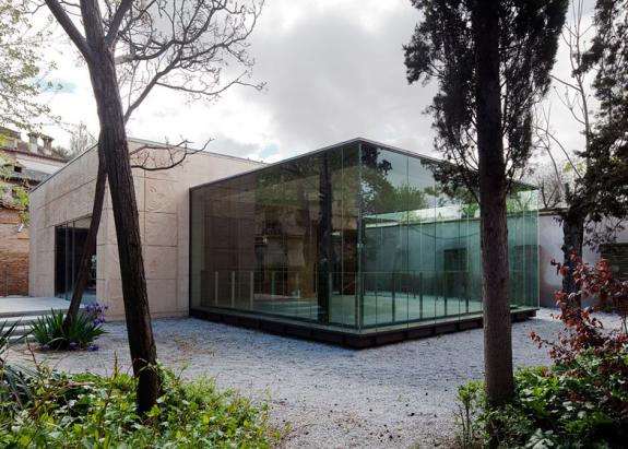 Muzeul El Greco. Restaurare si extindere