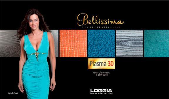 TEHNICI de APLICARE PLASMA 3D by LOGGIA