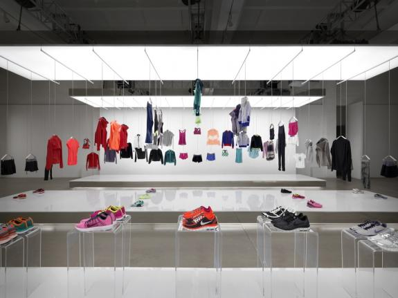 Expozitia Nike Pop Up