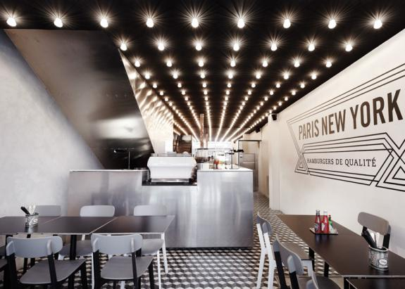 Restaurantul Paris New York