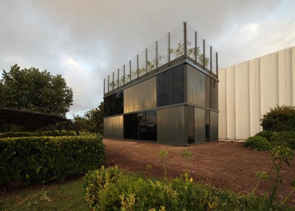 Pavilionul industrial al fabricii Hydro Aluminium