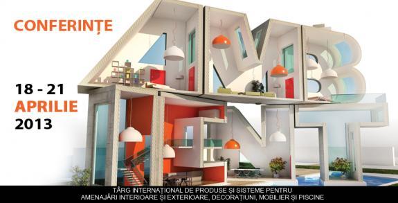 Decoratiuni, design, mobilier, sfaturi, idei doar la AMBIENT EXPO