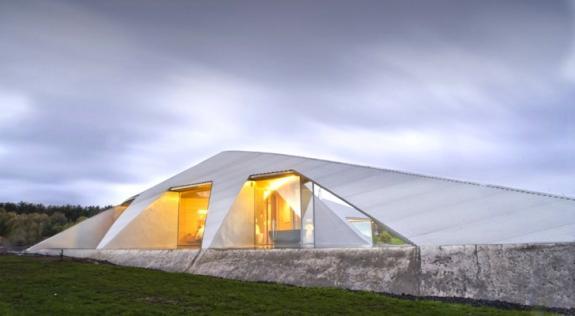 Casa Croft. Admiratia pentru peisajul costal din Inverloch, Australia
