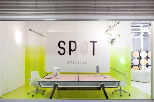 Spot Studios. Riga, Letonia