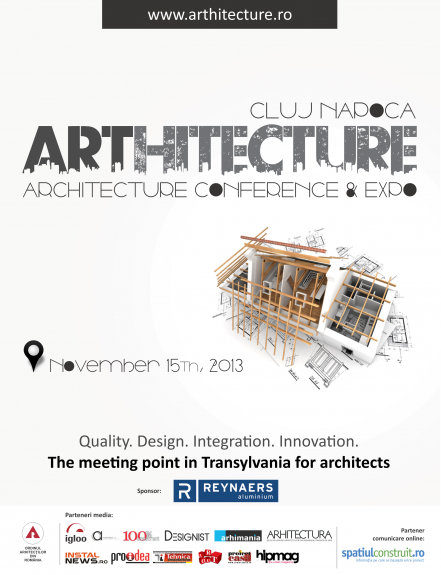 Tono Fernandez de la ACXT Arquitectos Madrid, speaker la ARThitecture!