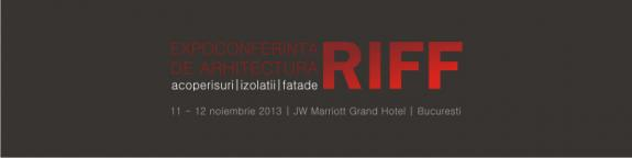Lista celor peste 300 de arhitecti inscrisi la RIFF 2013 pana pe 20 octombrie