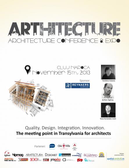 Afla cum arata Calitatea in Arhitectura din perspectiva celor mai premiati arhitecti!