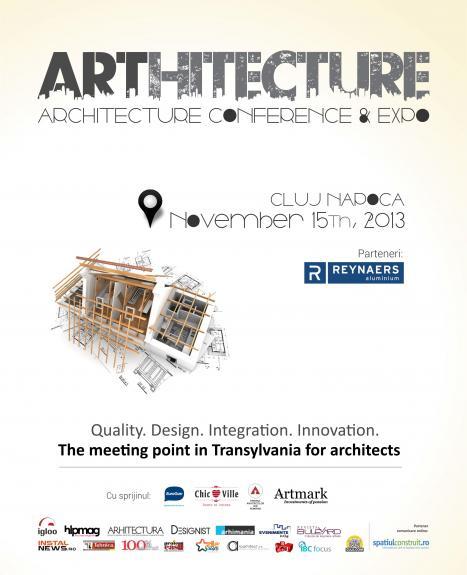 Doar patru zile pana la ARThitecture!
