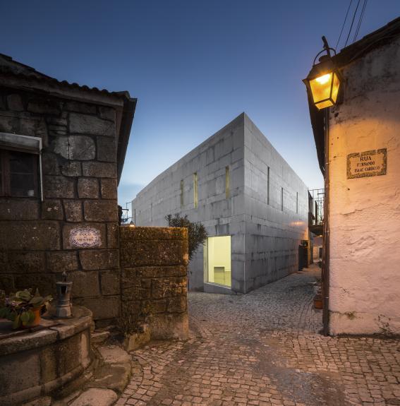 Centrul de interpretare a culturii evreiesti Issac Cardoso