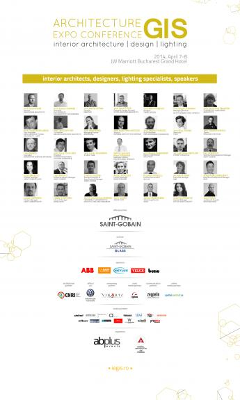 """Castigatorul """"World Interior of the Year"""" la """"INSIDE World Festival of Interiors din Singapore"""", prezinta la Bucuresti, pe 8 aprilie, proiectul anului"""