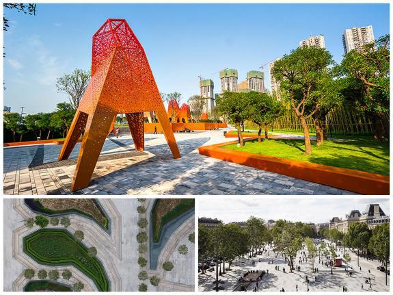 Remarcabile obiective turistice la primul eveniment de landscape architecture din România