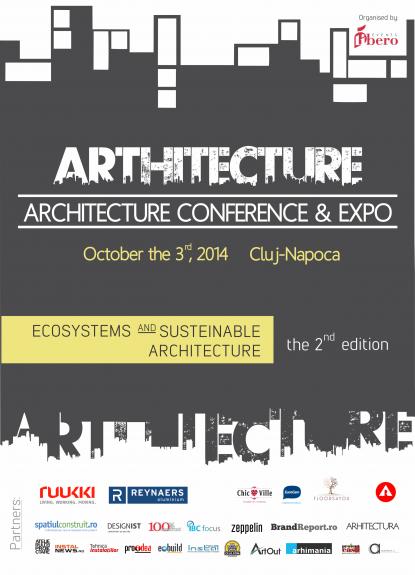 Alexandra Stoica este Ambasadoarea Expoconferinţei ARThitecture