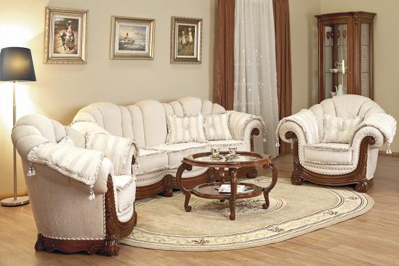 Casa Mobila Simex va astepta la BIFE-SIM cu reduceri mari  la mobilierul de lux din lemn masiv !