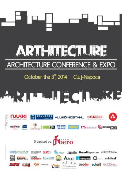 Au mai ramas doar trei zile pana la cea de-a doua editie ARThitecture!