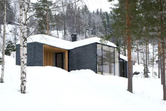 Cabana ecologica Norderhov