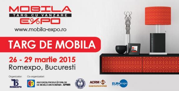 """La finalul lunii martie incepe MOBILA EXPO """""""" 6 motive pentru a vizita targul"""