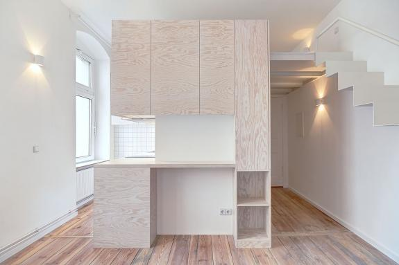 Micro apartament in Berlin