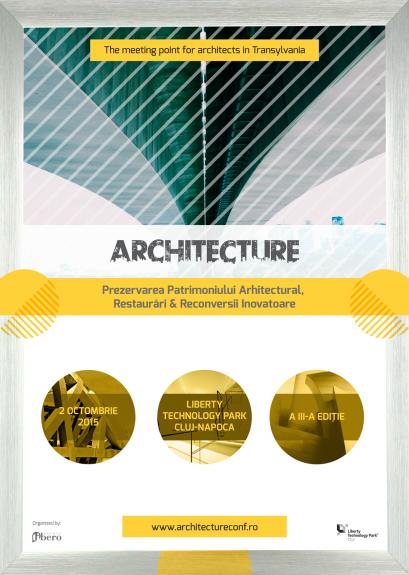 Incep inscrierile la Architecture Conference&Expo!
