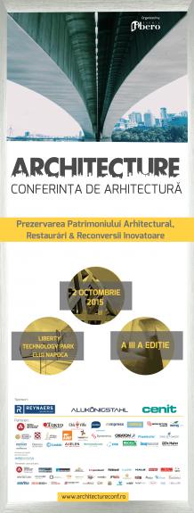 Ultimele inscrieri la Architecture Conference&Expo