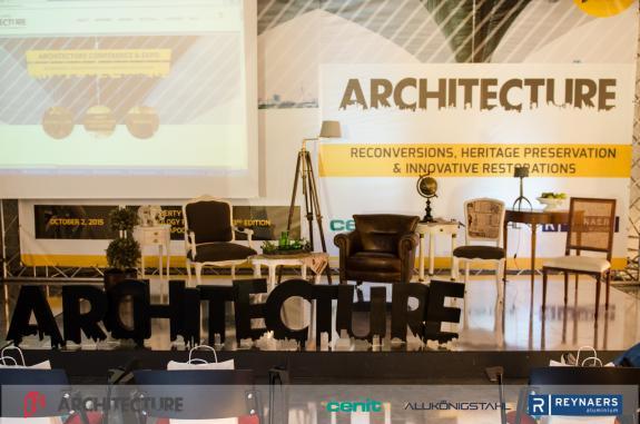 Architecture Conference&Expo a reunit peste 300 de arhitecti din Romania
