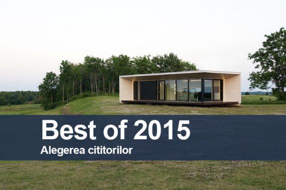 Best of 2015 - Alegerea cititorilor